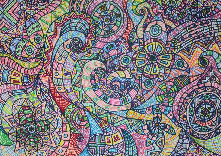 """Sharpies"" ART. CACU CIFUENTES"
