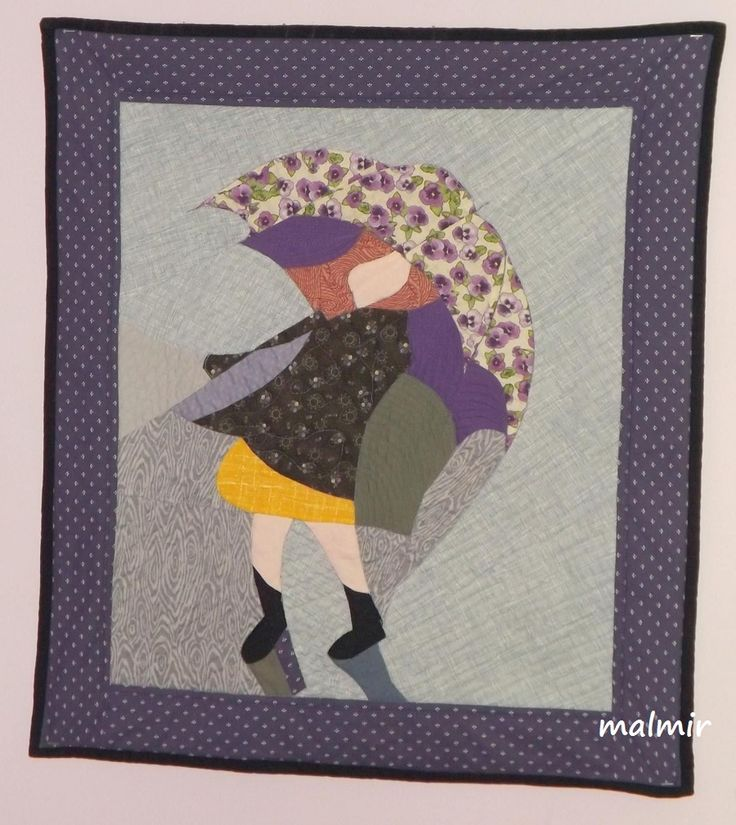 Umbrella  wg wzoru Peggy Aare