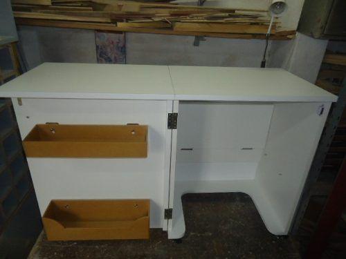 Mesas de madera para corte y confecci n de ropa buscar - Mesas para costura ...