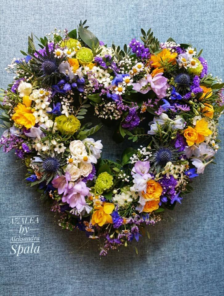 Wild Heart By Azalea Flowers Funeral Flower Arrangements Flower Wreath Funeral Dad Funeral Flowers
