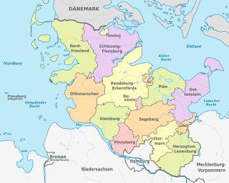 Besonderheiten Schleswig Holstein