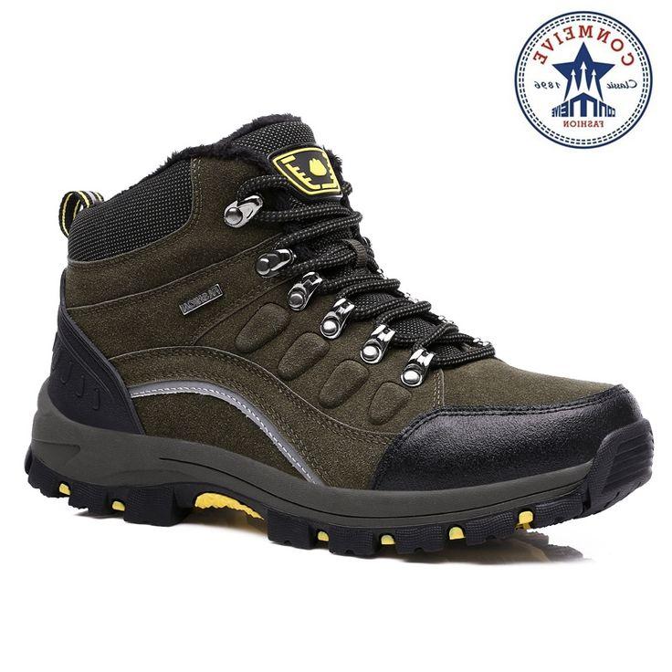 39.37$  Buy now - https://alitems.com/g/1e8d114494b01f4c715516525dc3e8/?i=5&ulp=https%3A%2F%2Fwww.aliexpress.com%2Fitem%2Fsale-outdoor-trekking-boots-hiking-shoe-camping-climbing-Men-waterproof-shoes-shoes-factory-direct-winter-Rubber%2F32735145543.html - sale outdoor trekking boots hiking shoe camping climbing Men waterproof shoes shoes-factory-direct winter Rubber Lace-Up Warm