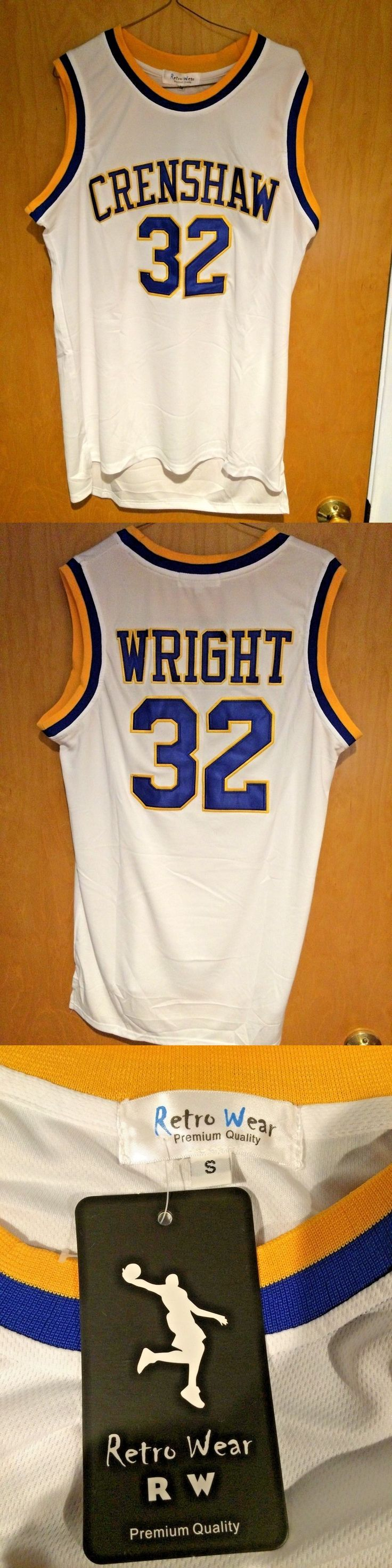 Basketball-Other 205: Love And Basketball #32 Monica Wright Jersey Sanaa Lathan S, M, L, Xl, 2Xl -> BUY IT NOW ONLY: $39.99 on eBay!