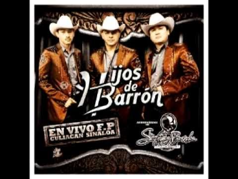 los hijos de barron con la septima banda mix - YouTube