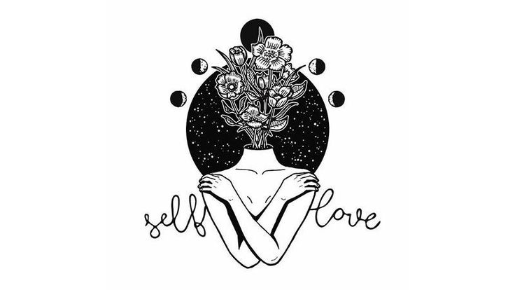 La falta de autoestima crea personas inseguras, con falta de confianza en sí mismas y de amor propio Body Art Tattoos, Tatoos, Amor Tattoo, Inspirational Phrases, Self Love, Photo Art, Origami, Ink, Wallpaper