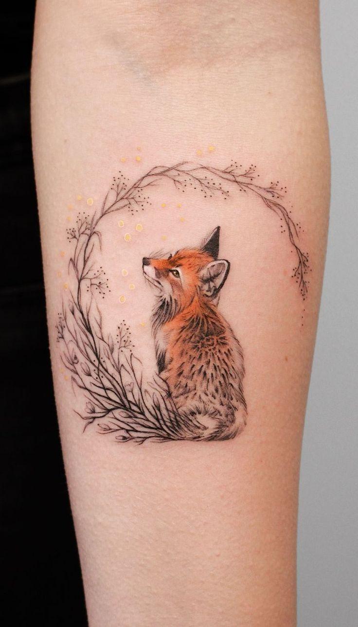 Deborah Genchi Creates Incredibly Versatile Tattoos – Chelsea Cooley