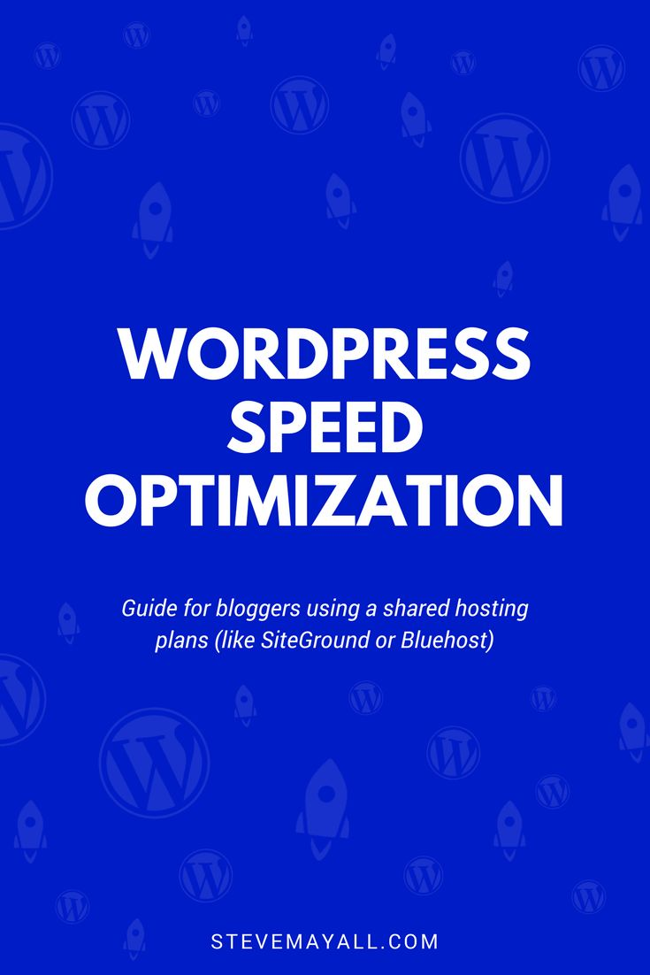 WordPress Speed Optimization Guide for Bloggers on Shared Ho