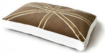 Union Jack Dog Bed transitional-dog-beds