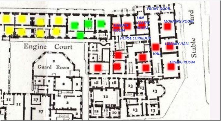 Clarence Floorplan C Lockwood 2010 Floor Plans House Floor Plans House Plans