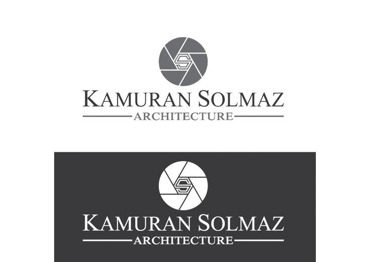 MİMARLIK OFİSİNE LOGO TASARIMI  yarışmasına tasarımcı muratrasul46 tarafından sunulan  tasarım