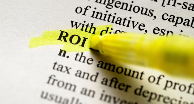 No ROI doesn't mean digital marketing spend is falling