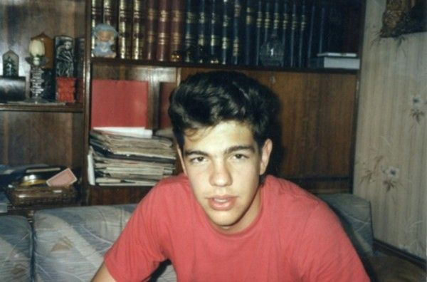 A young #Alexis-Tsipras of the Syriza Party.  Born: Greece July 28, 1974