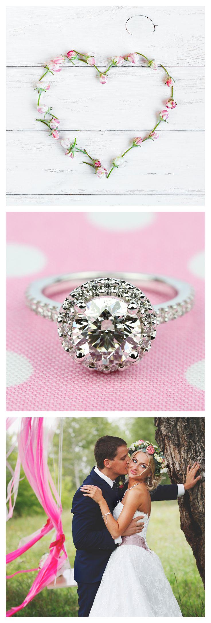 328 best Pink Wedding images on Pinterest | Pink weddings, Wedding ...
