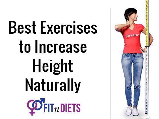 Top 10 Ways to Increase Height and Grow Taller Fast Naturally