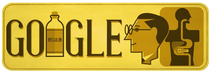 #Man behind insulin Sir Frederick Banting's 125th birthday is celebrated with a Google doodle - International Business Times UK:…