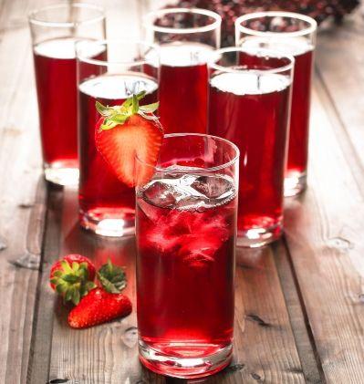 Komplet 6 szklanek do drinków KROSNO VIVAT