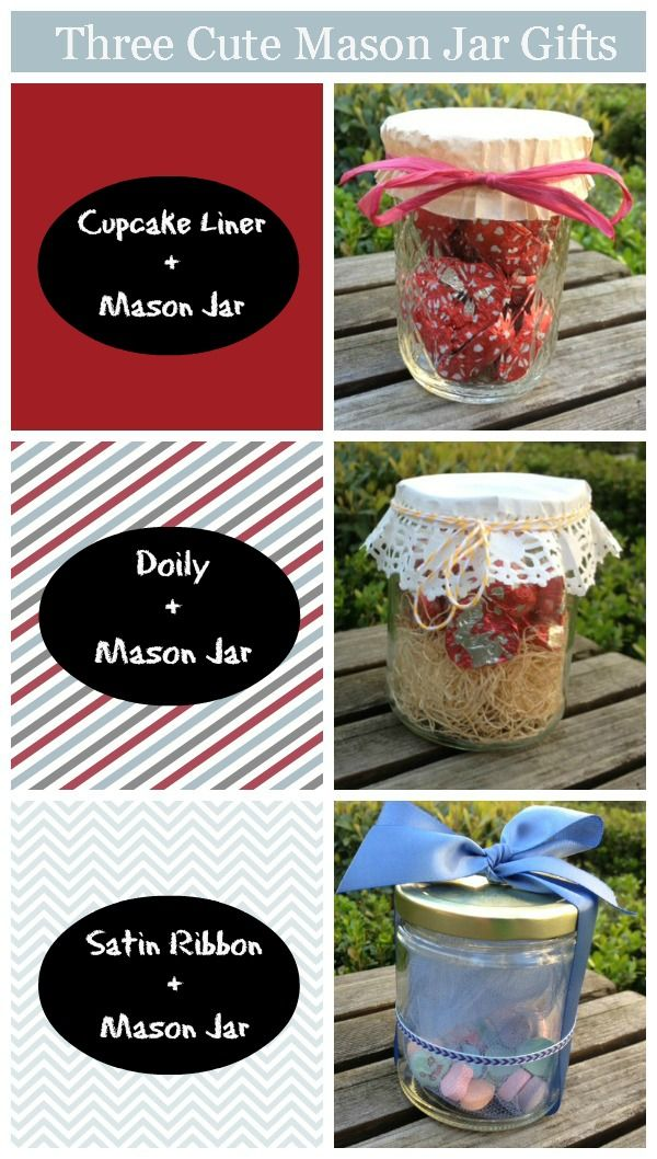 three cute ways to decorate mason jars wrap it up gift wrapping