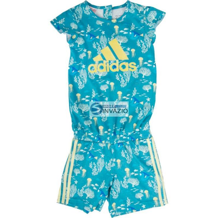 Gyermekek számára ideális választás az edzésekre!  http://sportinvazio.com/spd/175294/Kombinezon-adidas-Inf-Disney-Dory-Sof-Kids-AY6033