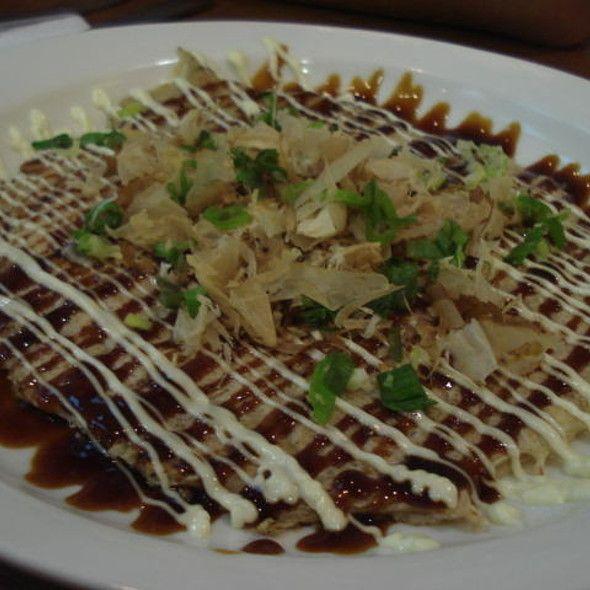 Okonomiyaki @ Moss Cafe, Plaza Senayan