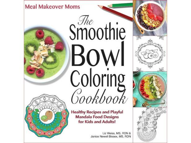 Healthy Coloring Books For Adults