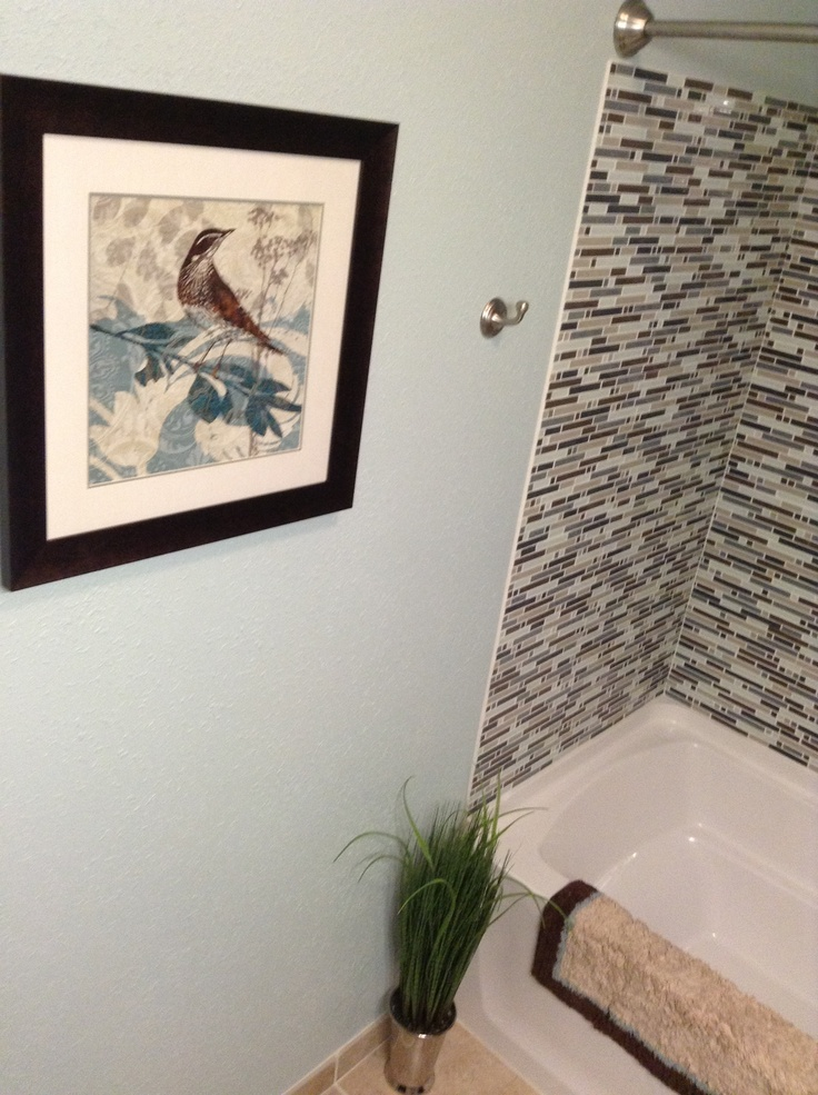 79 best Tub Surround Ideas images on Pinterest   Mosaic, Mosaic art ...