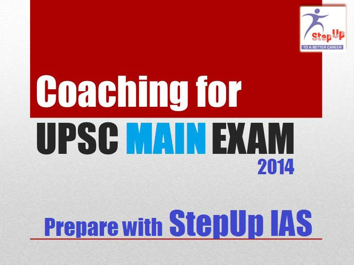 Preparing to crack the #IASMain??? What is the most prominent trait you seek in your IAS coach??? To know more about StepUp IAS, Please visit: http://bit.ly/1xZlVrX