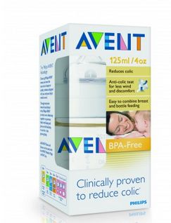 http://www.going.co.za/philips-avent-feeding-bottle-125ml-pack-of-6 - 6 Pack Philips Avent Feeding Bottles 125ml