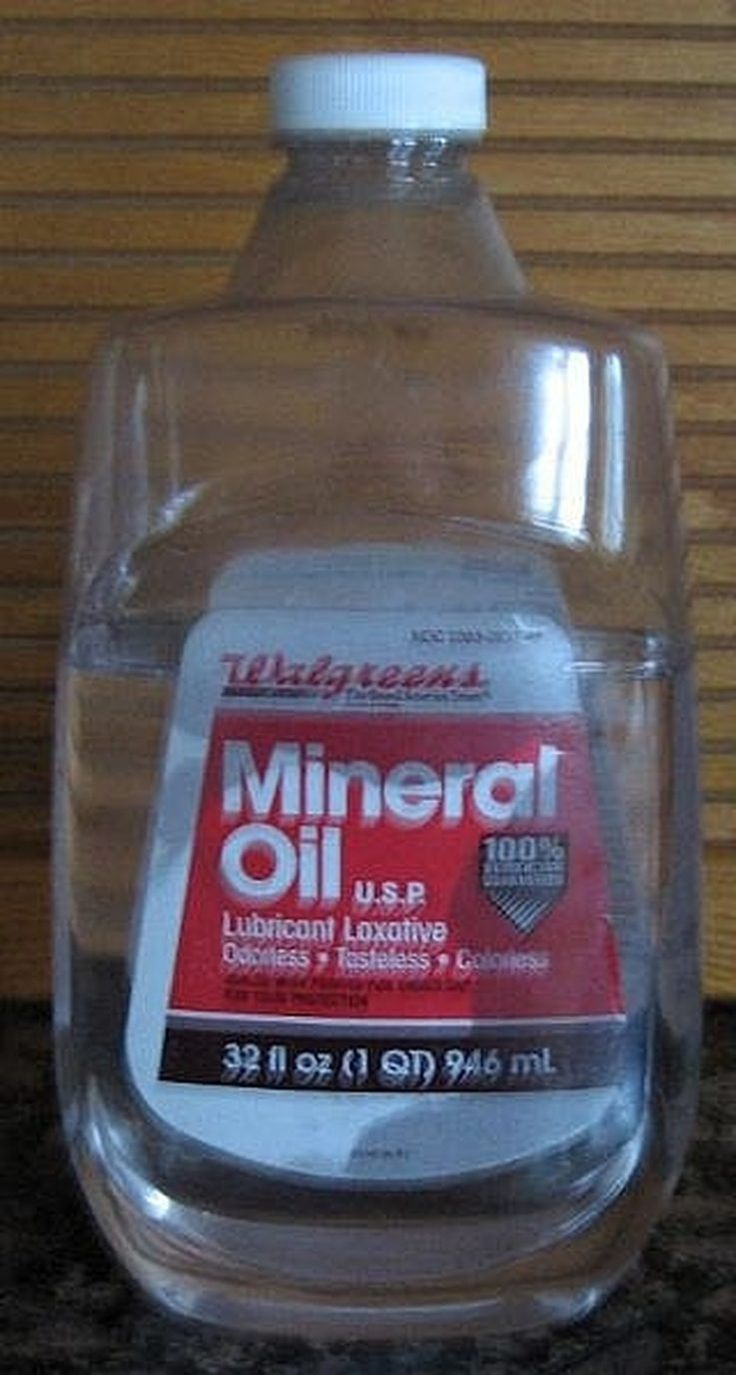 Mineral oil works best as an ear mite remedy