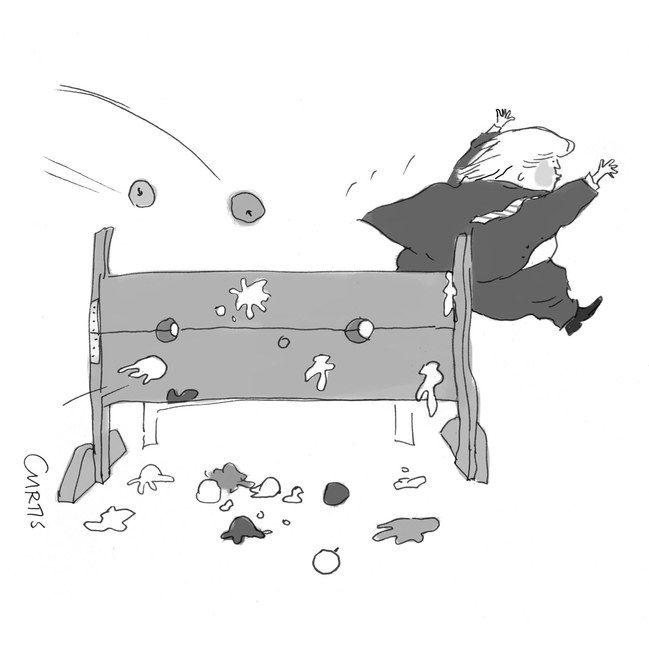 Daily Cartoon Friday December 28th Political Satire New