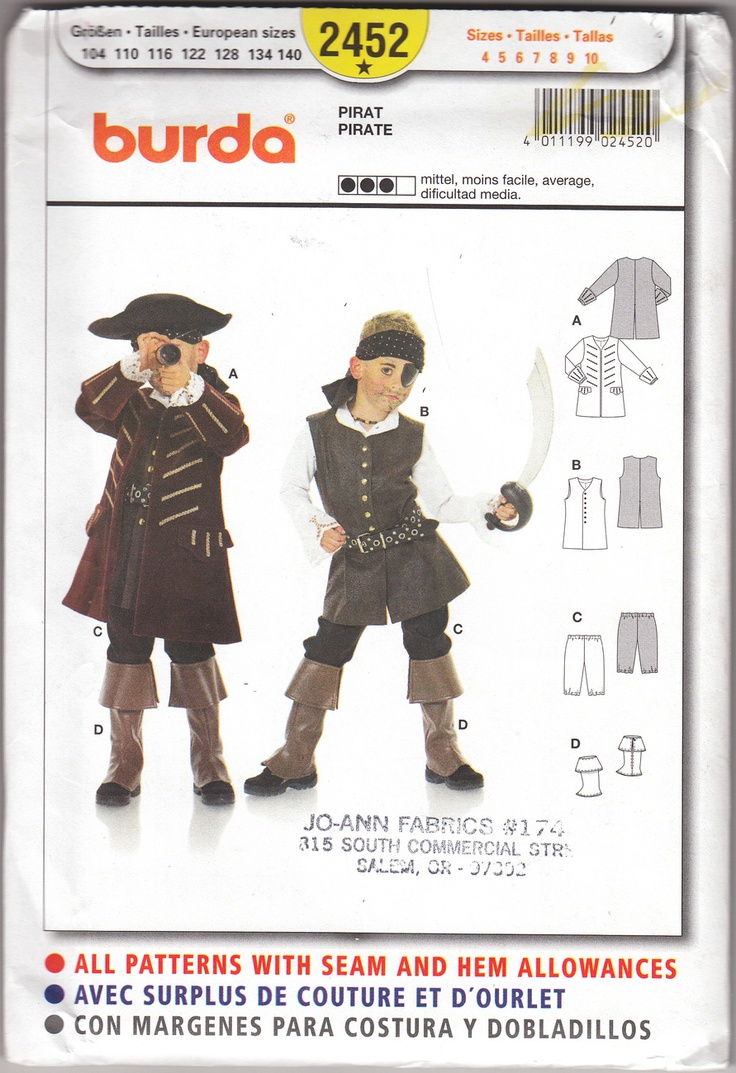 Where To Buy Pirate Costumes In Kuala Lumpur http://greathalloweencostumes.org/