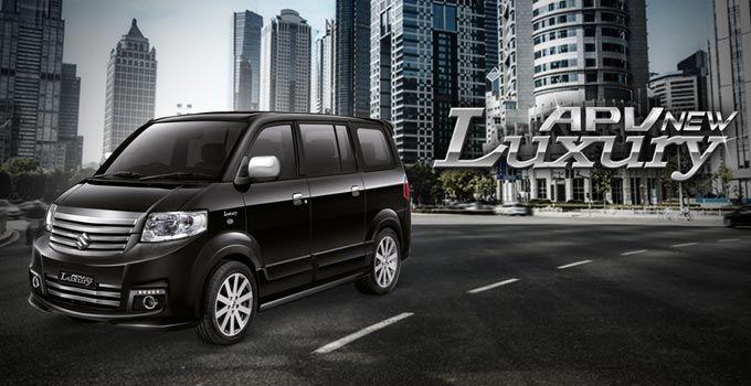 Spesifikasi Harga Suzuki APV New Luxury Surabaya