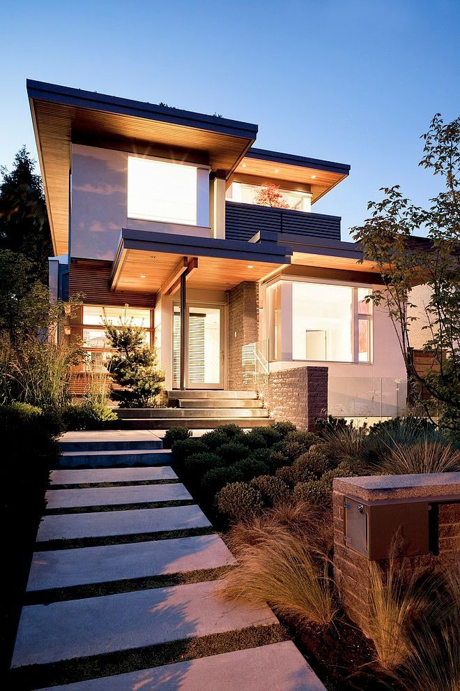 Vancouver Residence by Natural Balance Home Builders #modernarchitecture