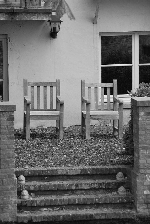 Chairs by black-ladybird