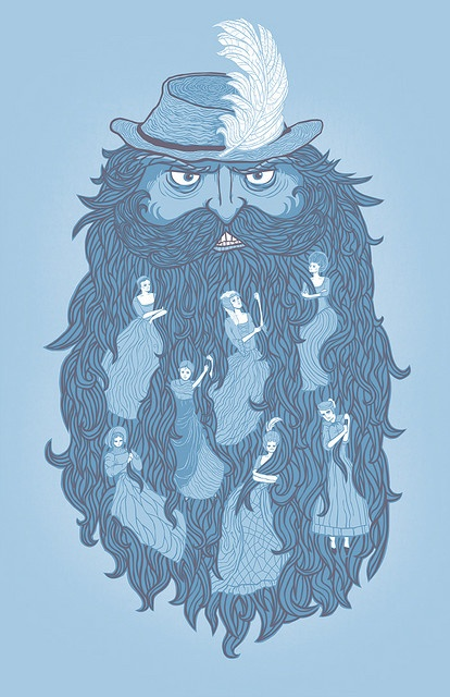 Bluebeard by Derek Sullivan