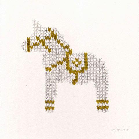 horse dressing