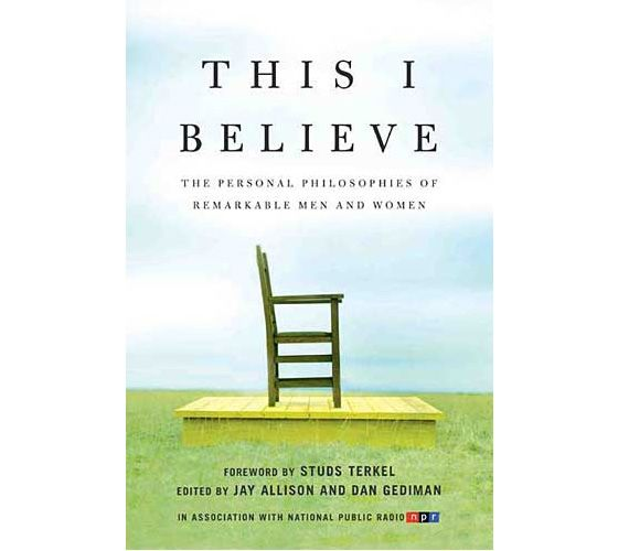 essays on beliefs and values