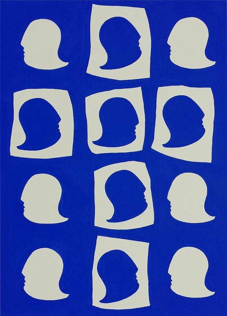 """andrea mattiello """"Viaggiatori"""" acrilico su cartone vegetale cm 51,5x72; 2014 #andreamattiello #contemporaryart #artecontemporanea #artist #artistaemergente #collage #cardboard"""