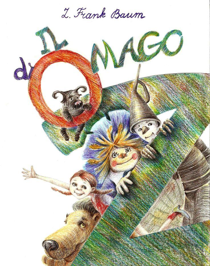 """""""Il mago di Oz"""", ovvero il romanzo che ha fatto incontrare per la prima volta a tutti i lettori Dorothy, lo Spaventapasseri, il Boscaiolo di latta, il Leone codardo, la Città di Smeraldo e, natural..."""