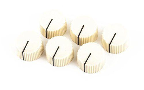 Fender Pure Vintage Radio Amplifier Knobs  Cream ** For more information, visit image link.