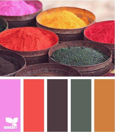 pigmented paletteColors Combos, Living Room, Colors Palettes, Colors Schemes, Seeds Design, Painting Colors, Pigment Palettes, Design Seeds Com, Colors Inspiration