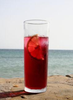 Erfrischender Sommer-Cocktail: Tinto de Verano