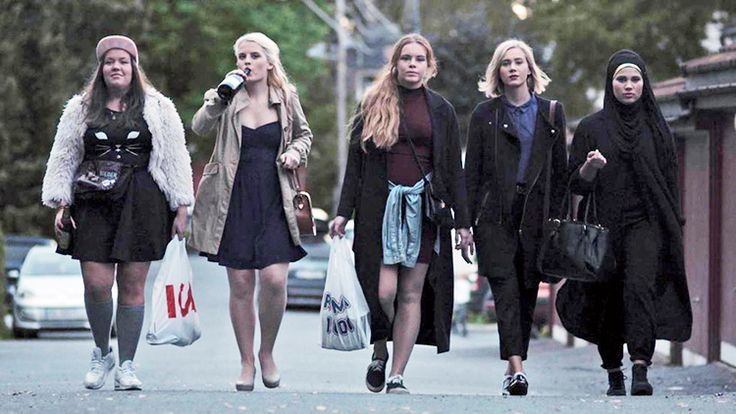 Norway's new show Shame is an internet smash