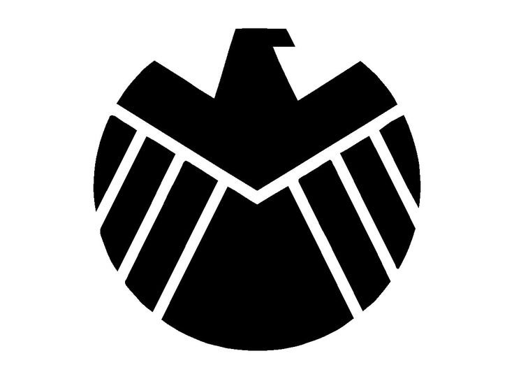 Agents of Shield Logo Printable | Marvel Shield Logo