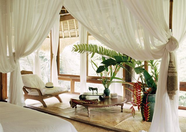 Panchoran Retreat - Bali Coconut House