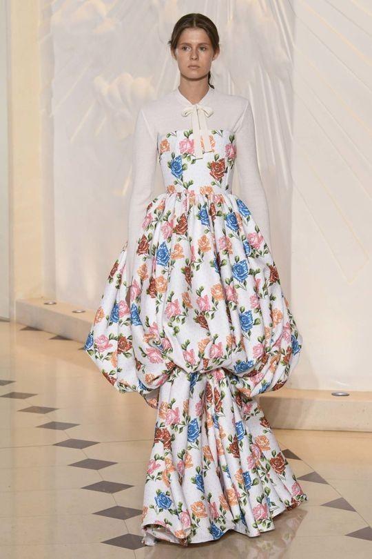 Emilia Wickstead ready-to-wear spring/summer '18 - Vogue Australia