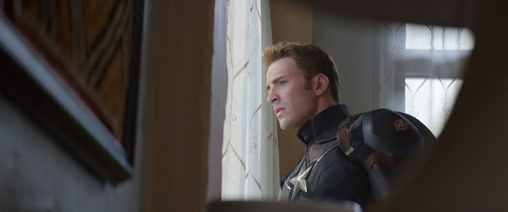 Captain America: Civil War : Photo Chris Evans