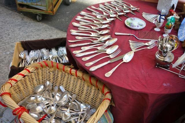 mercato delle pulci / 蚤の市 / FIRENZE