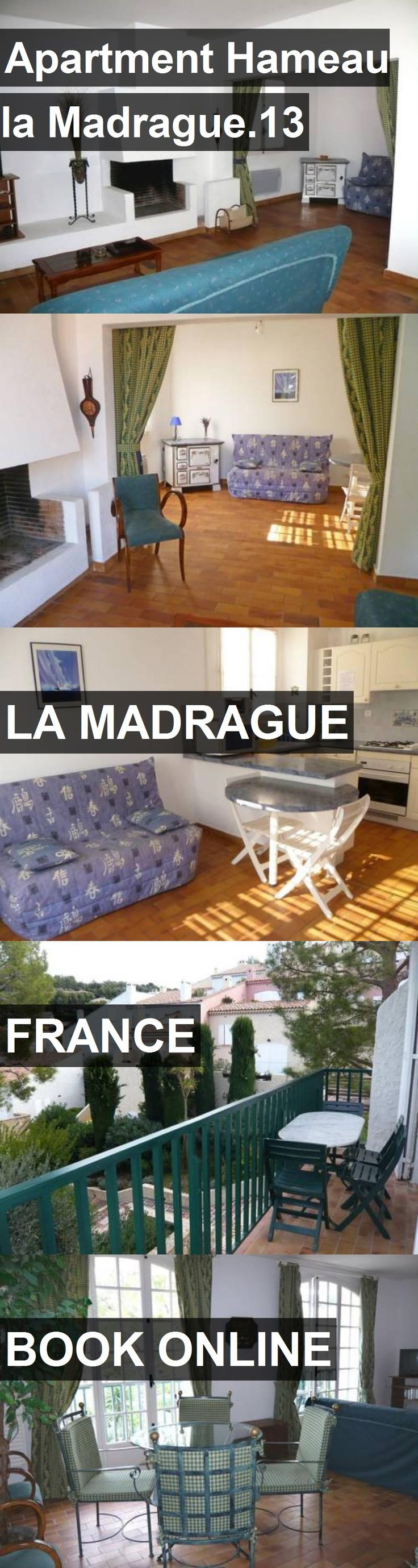 Apartment Hameau la Madrague.13 in La Madrague, France. For more information, photos, reviews and best prices please follow the link. #France #LaMadrague #travel #vacation #apartment