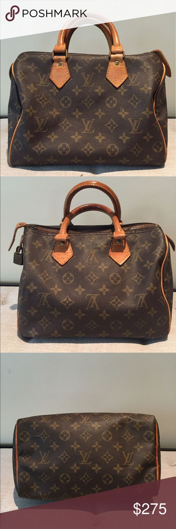aa7c27655b4 Louis Vuitton Speedy 35 Dust Bag