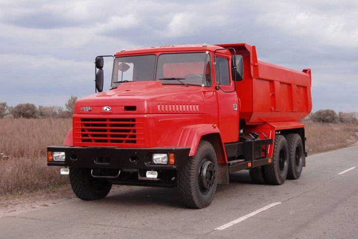 «АвтоКрАЗ» отгрузил Криворожскому железорудному комбинату – крупнейшему в Украине предприятию по добычи руды подземным способом - партию самосвалов КрАЗ- 65055.